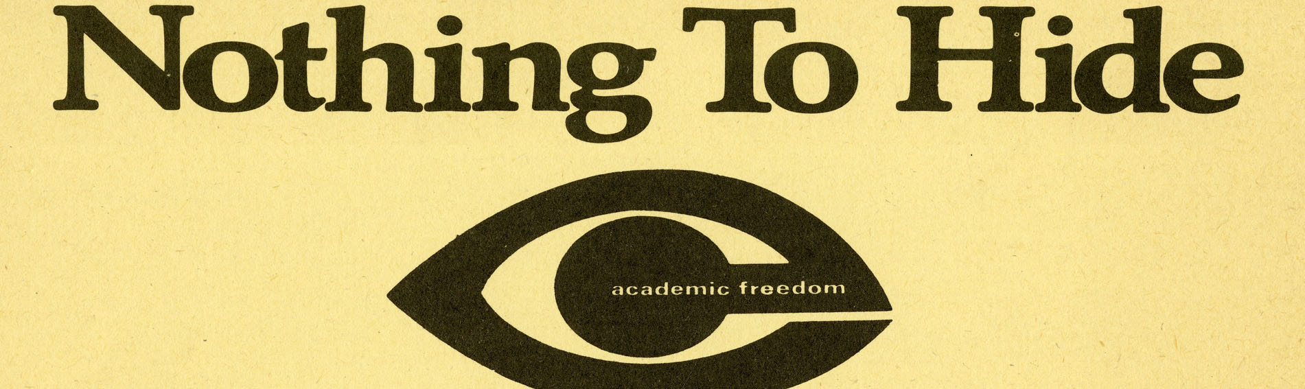 Detail of the Council for Academic Freedom and Democracy logo